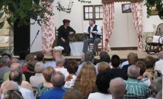 La Diputació reedita la Campanya de Teatre per a Persones Majors a favor de l'envelliment actiu