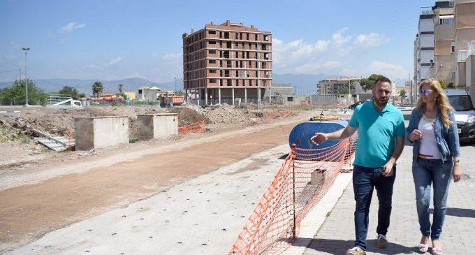 Castelló treballa en el protocol de seguretat de platges a l'espera de les directrius de Sanitat