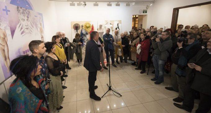 La Diputació consolida l'Espai Cultural Obert de Les Aules com a motor de la cultura provincial