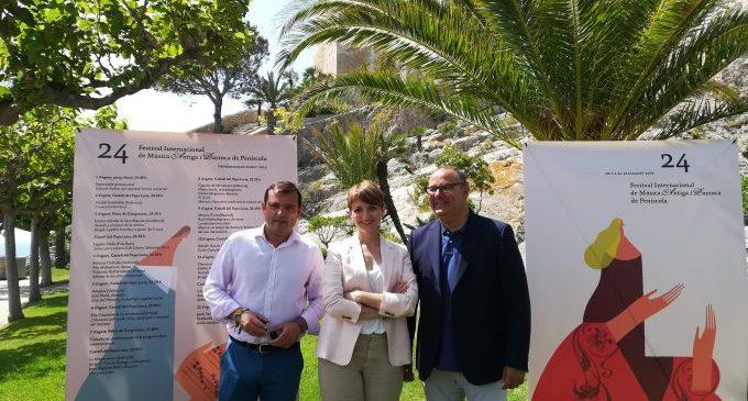 Onze grans concerts i un enfocament internacional protagonitzen la 24a edició del Festival de Música Antiga i Barroca de Peníscola