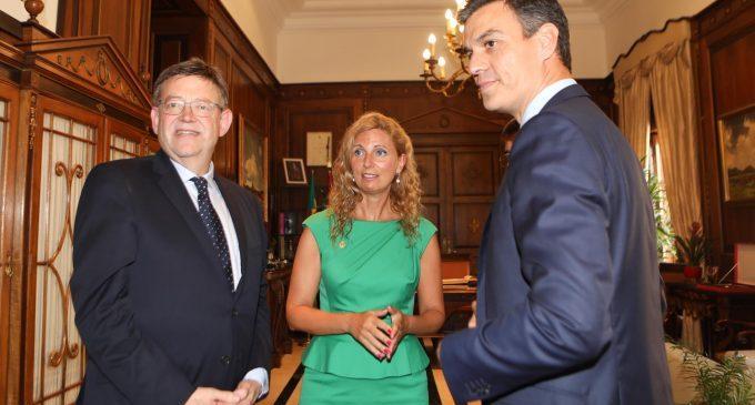 Marco diu que Castelló aprofitarà la sinergia progressista entre el Govern d'Espanya, la Generalitat, la Diputació i l'Ajuntament