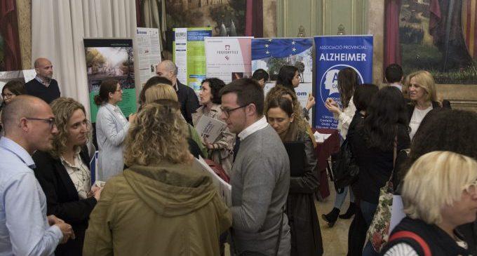 La Diputació prepara noves oportunitats laborals per a jóvens a través del Programa Europeu EMCUJU
