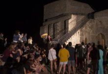 Les visites teatralitzades nocturnes al Castell de Peníscola protagonitzaran l'agenda cultural de juny de la Diputació