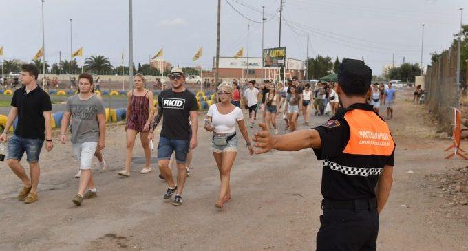 Moliner consolida la Agrupación de Voluntarios de Protección Civil con 92 pueblos adheridos