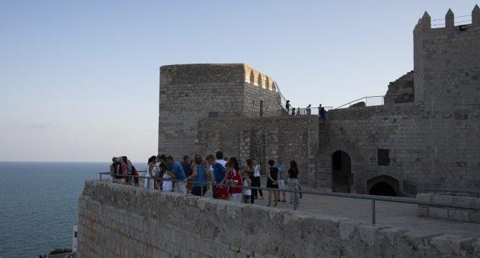 La Diputació obri les portes del castell de Peníscola el divendres 27 per a commemorar el Dia Mundial del Turisme