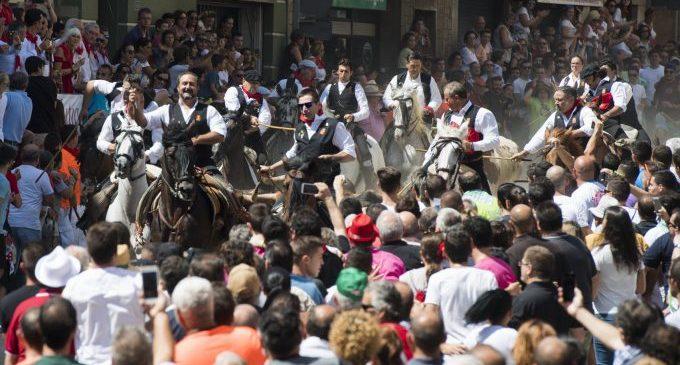La Diputació subvenciona les principals festes d'interés turístic de la província