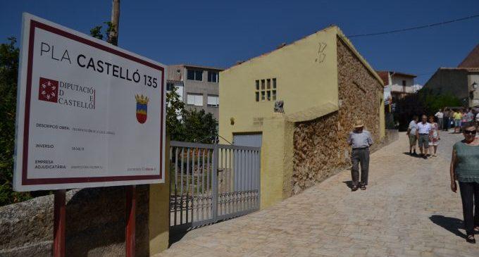 La Diputació ha donat llum verda a 310 actuacions del Pla Castelló 135 en les que invertirà 12,4 milions en els municipis