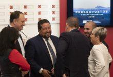 Moliner deixarà una Diputació amb deute zero i el pressupost més inversor al servei de la província de Castelló