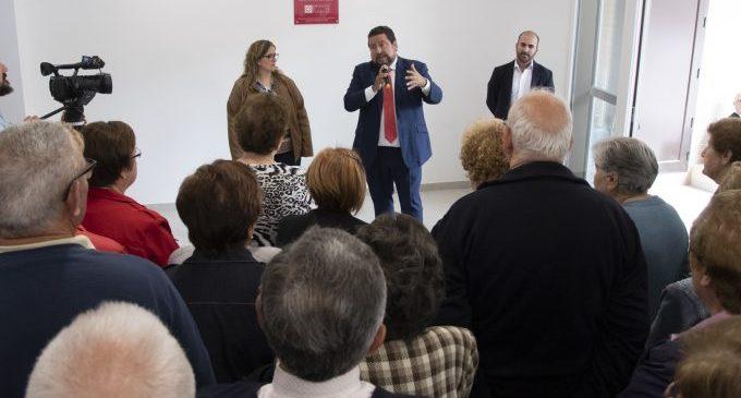 La Diputació conclou el Centre Cultural de Benassal amb una inversió de 800.000 euros