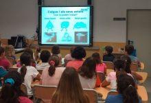 La Diputació i FACSA eduquen a xiquets de la província en l'ús racional de l'aigua