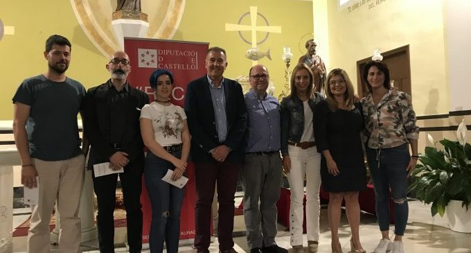 La Diputació restaura la imatge de Sant Pere del Grau de Castelló com a part del seu impuls el patrimoni sacre de la província