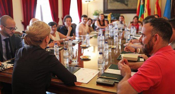 La Junta de Govern Local ha aprovat les primeres mesures per a l'organització municipal