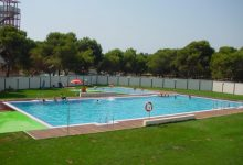 Les piscines municipals de Castelló es preparen per a la temporada de bany 2019