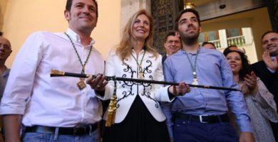 PSPV, Compromís i Unides Podem-CseM-EUPV signen l'Acord de Fadrell per a governar Castelló de la Plana