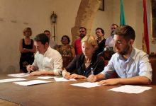 Aquest matí s'ha signat l'Acord de Fadrell, que donarà continuïtat al govern progressista