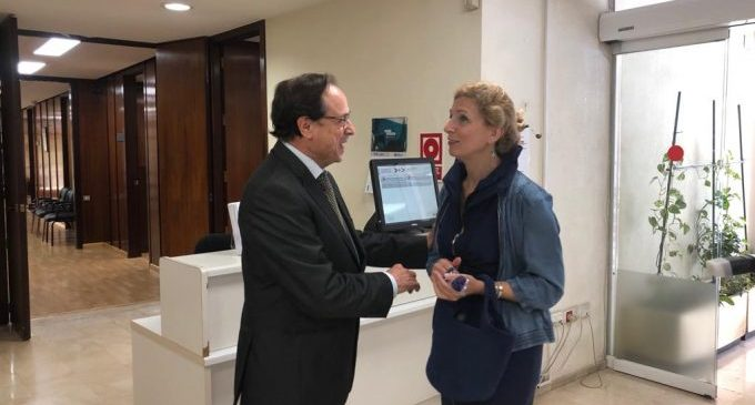 Castelló signarà un conveni amb l'Agència Tributària Valenciana per a facilitar el cobrament de multes