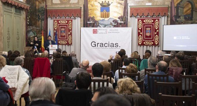 La Diputació lidera la major inversió a col·lectius socials de la província amb 350.000 euros per a igualar les oportunitats