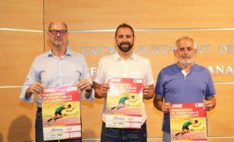 Més de 900 joves es reuneixen a Castelló pel Campionat Nacional d'Atletisme sub 18