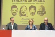 La 4a edició del festival d'arts escèniques 'Tercera Setmana' torna a Castelló aquest cap de setmana