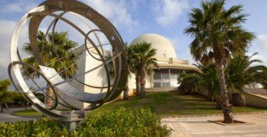 Observa les estreles i els planetes aquest estiu en el Planetari de Castelló