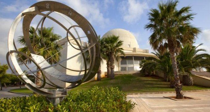 Observa las estrellas y los planetas este verano en el Planetari de Castelló