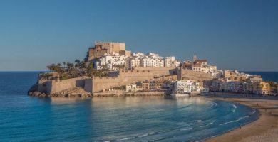 Visita la Platja Nord de Peníscola, la més bonica de la Comunitat Valenciana