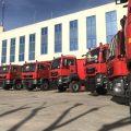 El Consorci Provincial de Bombers incorpora 13 nous vehicles per a millorar l'atenció a les emergències
