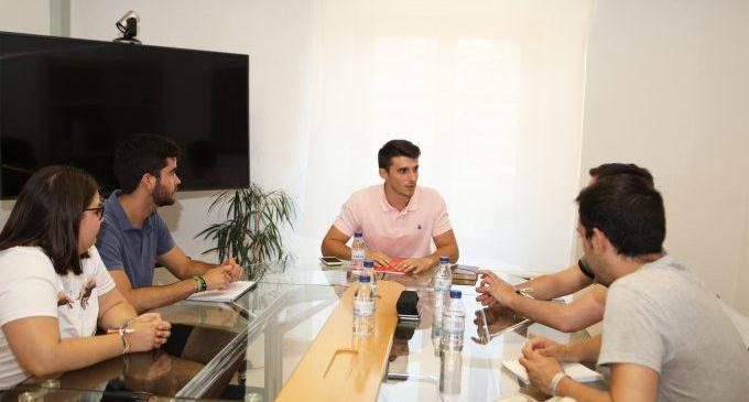 Jorge Ribes defensa un model de col·laboració més pròxim amb el Consell de la Joventut