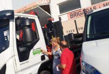 Castelló estalvia un 25% en emissions de CO₂ amb la incorporació a la seua flota de tres vehicles de gas