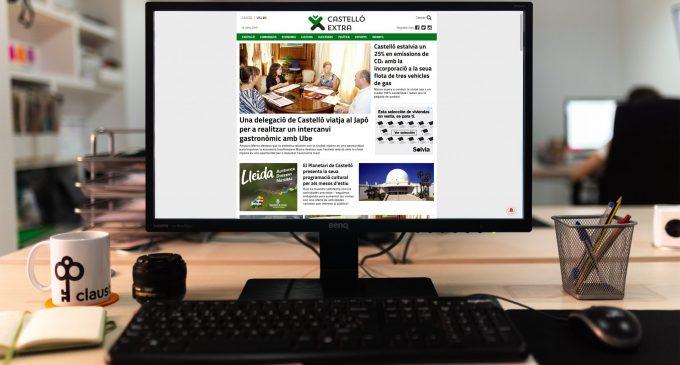 Naix Castelló Extra, un diari digital amb una clara aposta per la proximitat