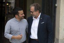 El conseller Marzà i el president de la Diputació de Castelló s'han reunit i han acordat treballar de forma conjunta i coordinada
