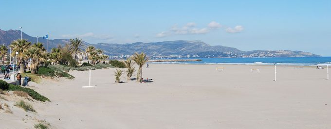 Las Mejores Playas Más Bonitas Y Tranquilas De Castelló