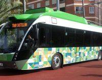 Castelló ofrecerá un servicio especial de transporte público durante el Carnaval del Grau