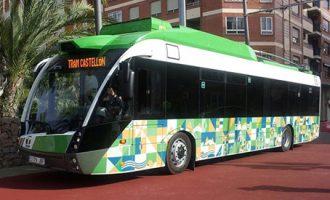Es reprenen les obres de la nova parada 'La Farola' del TRAM de Castelló