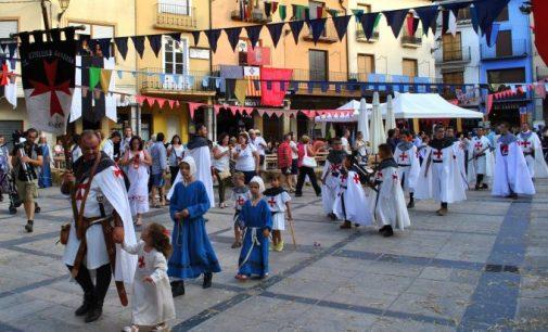 Sant Mateu viatja al passat amb el seu tradicional Mercat Medieval