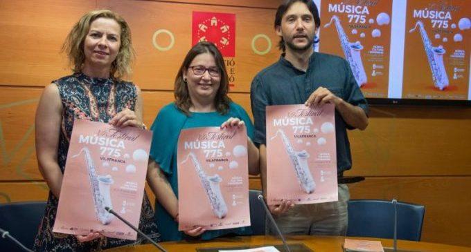 Els artistes del festival Música 775 seran tots de la Comunitat Valenciana