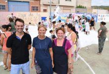Castelló clausura les escoles d'estiu de San Agustín, Carles Selma i Castell Vell