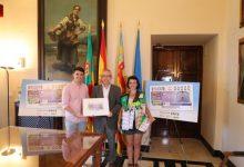 L'ONCE tria el rellotge del campanar del Fadrí de Castelló com a imatge per als seus cupons diaris