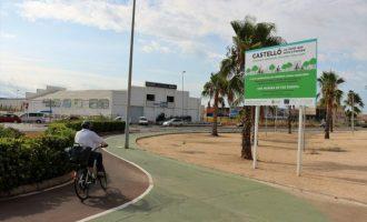 Castelló es proposa evitar 151 tones de CO2 fins a 2023 i crear 5 quilòmetres més de carril bici