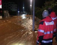 Diputació contribuirà en la reparació dels danys que han causat les fortes pluges en diferents municipis de la província