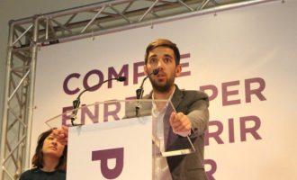 Unides Podem demanda a Marco i a Puig que influïsquen en Sánchez perquè forme una coalició progressista