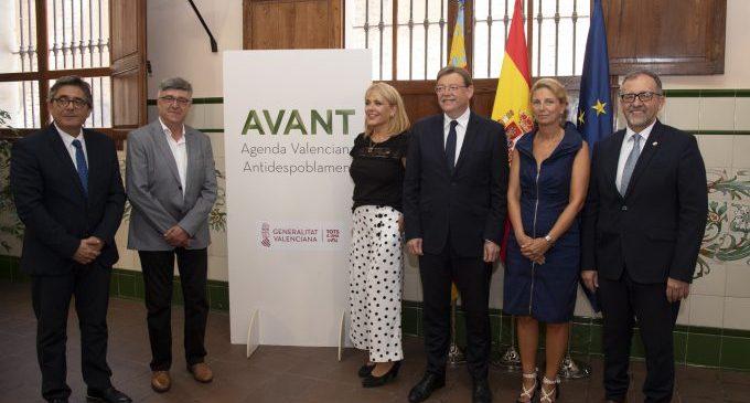 La Diputació i la Generalitat presenten l'Agència Valenciana Antidespoblación, situada a la ciutat de Castelló