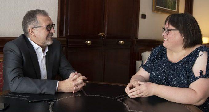 Diputació declara que La Vuelta '19 donarà a conéixer mundialment el patrimoni d'Ares del Maestrat