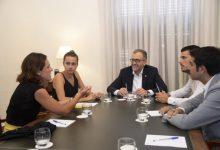 Diputació i la Fundació Trinidad Alfonso impulsen el talent esportiu per a convertir Castelló en l'escenari de futures competicions estatals