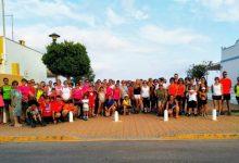La 'Marxa de la Dona' d'Almenara acull més de 120 participants