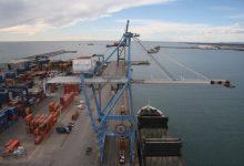 El port de Castelló tanca el millor mes de la seua història en tràfic de mercaderies amb 2.072.627 tones al juliol