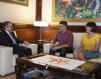 Diputació i Vistabella actuaran conjuntament en la preservació de Sant Joan del Penyagolosa