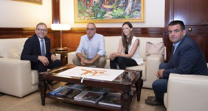 Diputació rep a l'alcalde de Serra d'en Galceran, un municipi amb 1.000 habitants, per a escoltar les seues necessitats