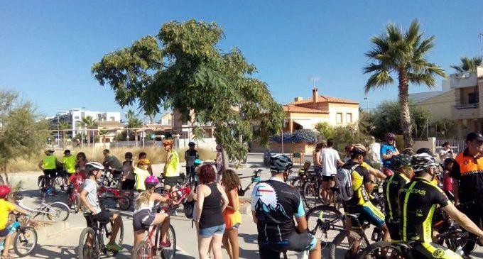 Castelló celebra la Setmana de la Mobilitat amb les bicicletes com a protagonistes