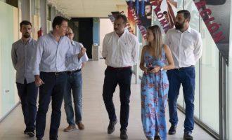 La Diputació dedica 155.000 euros a la rehabilitació de la Piscina Provincial